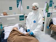 Еще 26 683 случая коронавируса зафиксировано в России за последние сутки