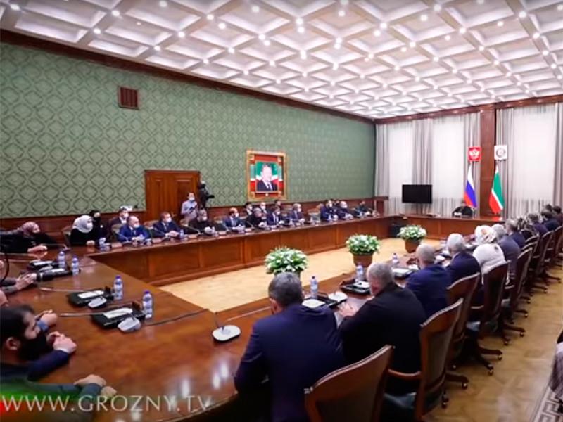 Глава Чеченской республики Рамзан Кадыров произвел ряд кадровых перестановок в государственных органах