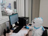 В России новый абсолютный рекорд с начала пандемии - 21 798 случай коронавируса за сутки