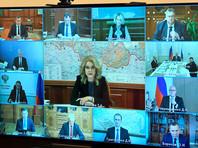 Вице-премьер Татьяна Голикова, которой президент в ходе совещания с членами правительства сдал слово первой, призвала ряд регионов принять дополнительные меры по борьбе с коронавирусом