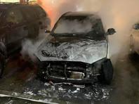 В Челябинске сожгли автомобиль журналистки Znak.com, пишущей о коррупции (ФОТО)