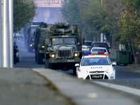 Совет Федерации дал согласие на отправку в Нагорный Карабах российских военных, которые находятся там уже неделю