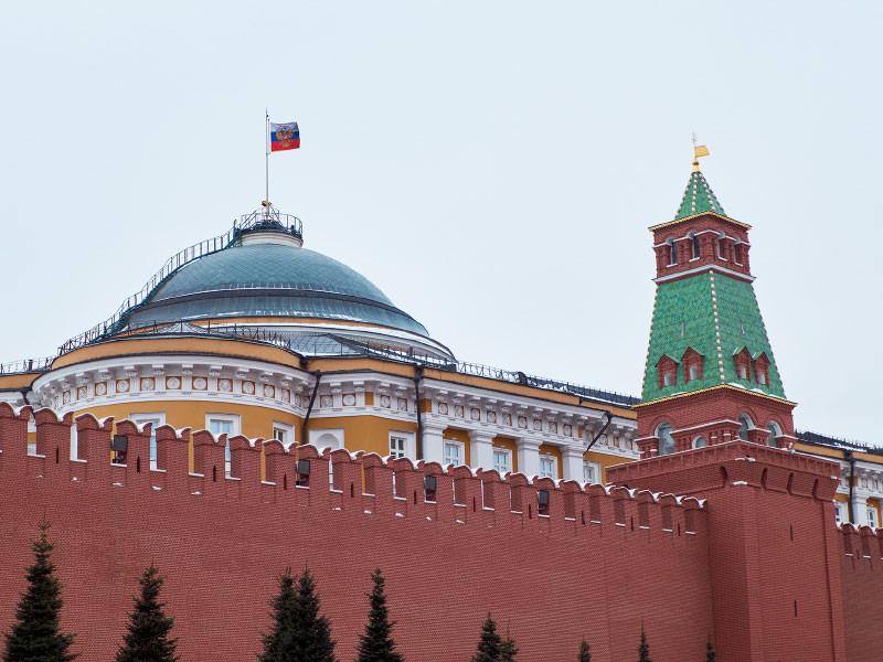 В Кремле покончил с собой сотрудник Федеральной службы охраны