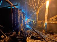 Под Смоленском при пожаре погибли пять детей и двое взрослых