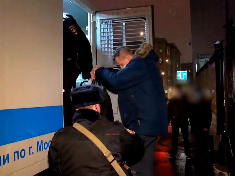 Бывший замглавы ФСИН задержан по обвинению в злоупотреблении полномочиями с ущербом в 2 млрд рублей