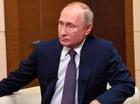 Владимир Путин ответил на вопросы СМИ по ситуации в Нагорном Карабахе