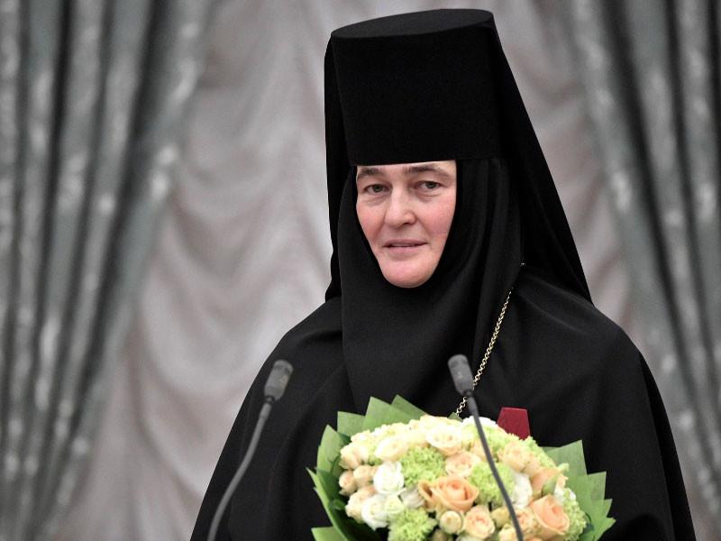 Игуменья Феофания (в миру - Ольга Мискина)