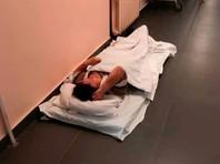Власти Вологды заявили, что пациенты лежали на полу коронавирусного госпиталя в знак протеста