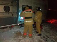 Четыре человека погибли и 15 пострадали в ДТП с автобусом под Рязанью