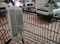 "Во Владивостоке сообщили о ""замерзающем"" коронавирусном госпитале"