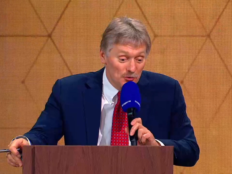 """По словам Дмитрия Пескова, активность силовых органов вокруг оппозиционера в последние дни не вызывает у президента """"никаких чувств"""""""