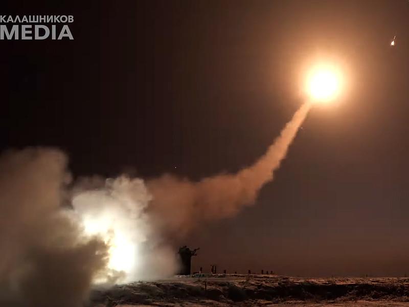 """На Донгузском полигоне в Оренбургской области успешно завершились испытания новейшей зенитной управляемой ракеты """"Стрела-9М333"""", сообщил концерн """"Калашников"""""""