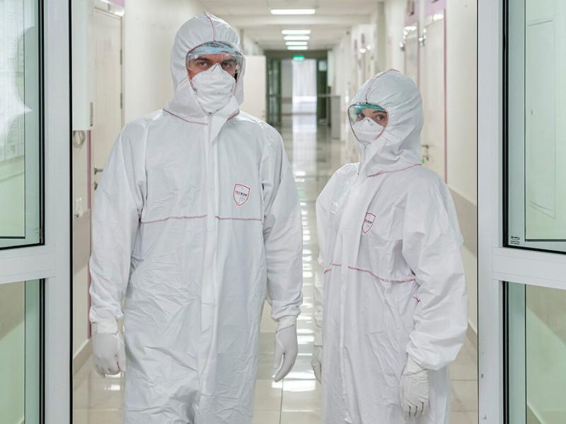 За сутки в России выявлено 27 787 новых случаев коронавируса и минимум смертей за две недели