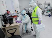 В России за сутки выявили 29 350 случаев COVID-19 - это новый максимум