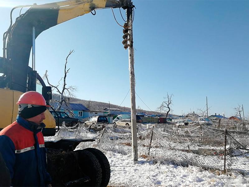 Прокуратура нашла нарушения в работе властей Владивостока при ЧС из-за ледяного дождя
