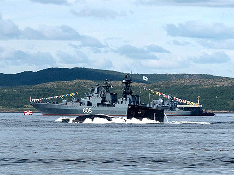 Северный флот с 1 января 2021 года получит статус военного округа
