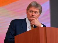 Песков блеснул английским, назвав публикации о повторной попытке отравить Навального словом bullshit
