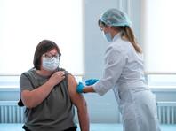 Вакцинация медицинских работников Москвы от COVID-19