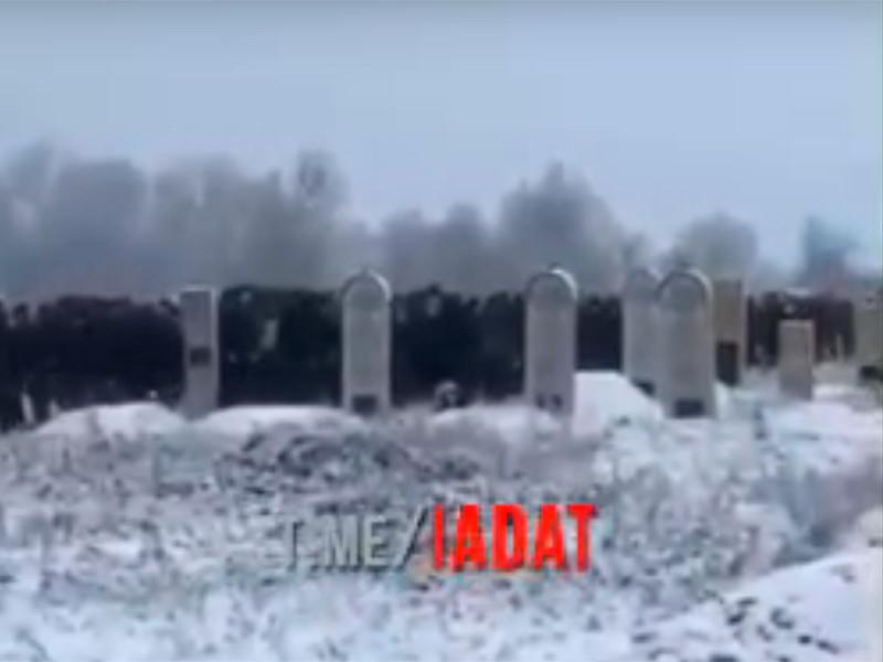 В Урус-Мартановском районе Чечни с почестями похоронили террориста Абдулаха Анзорова, обезглавившего французского учителя Самюэля Пати и застреленного полицейскими