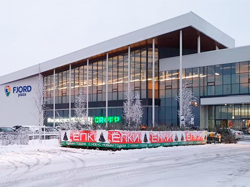 Минобороны сутки молчало об инциденте в псковском торговом центре, где в результате случайного выстрела военных 24 декабря пробило крышу торгово-развлекательного центра Fjord Plaza