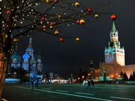 Власти Москвы закроют Красную площадь в новогоднюю ночь