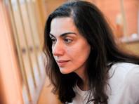 Гособвинение запросило для обвиняемой в шпионаже Карины Цуркан 18 лет колонии
