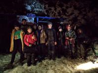 Дети, пропавшие в подмосковных пещерах близ Домодедово, найдены живыми