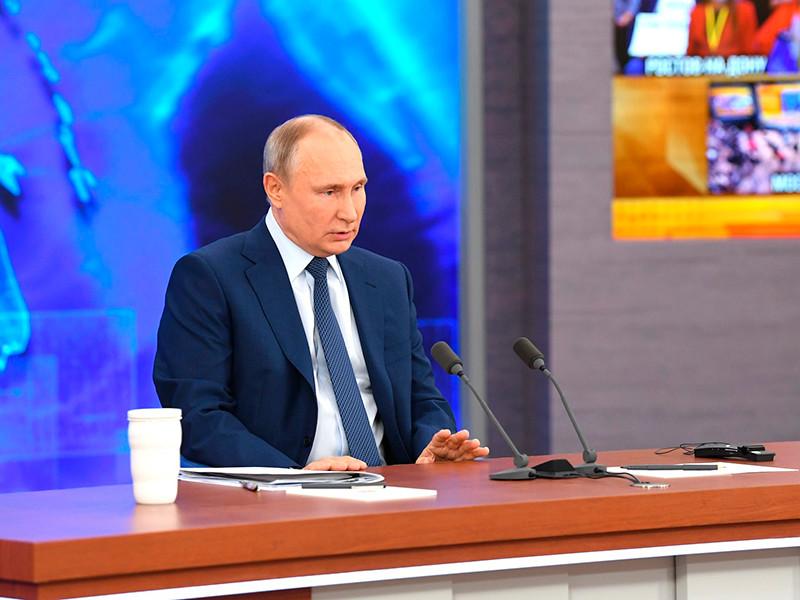 17 декабря президент России Владимир Путин проводит 16-ю по счету ежегодную большую пресс-конференцию. В связи с пандемией она проходит полностью в удаленном формате