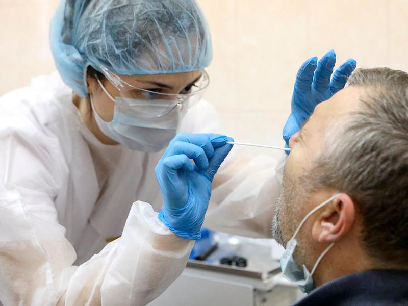 Тестирование на коронавирус методом ПЦР