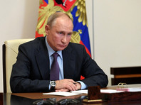 Президента РФ Владимир Путин
