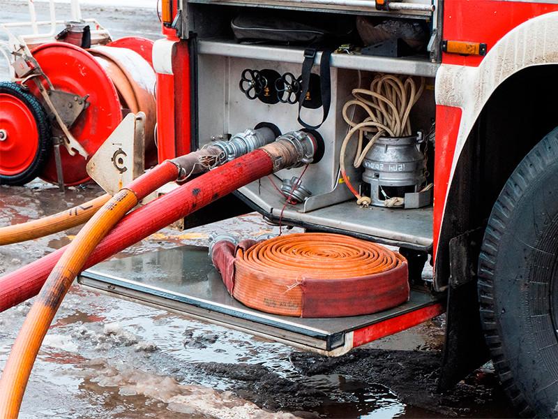 В Нижнем Новгороде произошел пожар в частном жилом доме, в результате чего погибли мужчина и около 30 собак