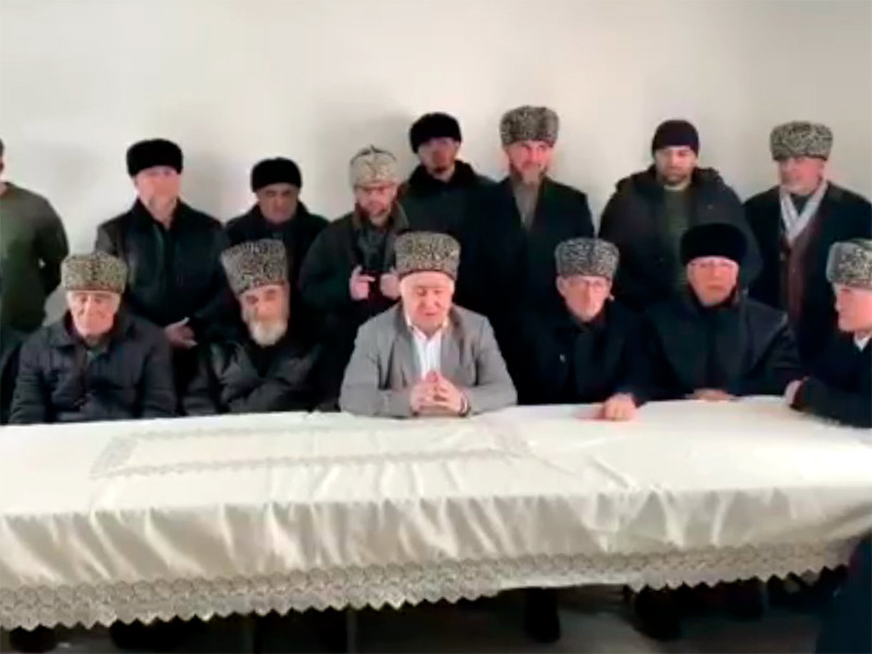 Representatives of the Ingush teips Timurzievs and Sultygovs appealed to the head of Chechnya, Ramzan Kadyrov, with a demand to provide evidence that the Timurziev brothers, who were killed on December 28 in Grozny, were terrorists