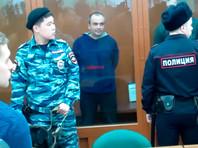 """Сторонника """"Артподготовки"""", осужденного по делу """"о поджоге Кремля"""", отправили в штрафной изолятор"""