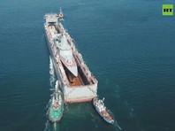 """""""Сибирь.Реалии"""" рассказало об аварийном судне Тихоокеанского флота, которое нагрузили боеприпасами и отправили на Камчатку"""