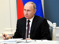При подписании меморандума в режиме видеосвязи присутствовал президент России Владимир Путин