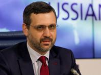 Председатель Синодального отдела по взаимоотношениям церкви с обществом и СМИ Московского патриархата Владимир Легойда