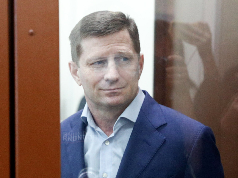 В Хабаровском крае проводят обыски у бывшей жены экс-губернатора Сергея Фургала