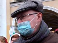 Политолог Валерий Соловей вышел на свободу после 10 дней административного ареста