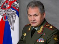 Глава Минобороны Сергей Шойгу