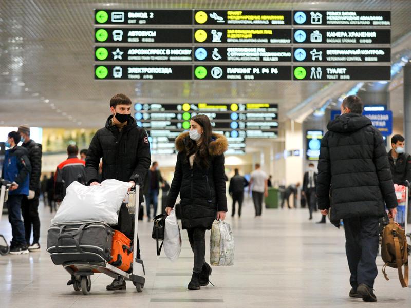 Россия приостанавливает авиасообщение с Великобританией с 22 декабря на неделю в связи с появлением там нового штамма коронавируса
