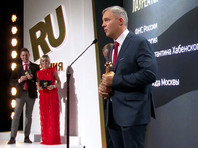 """Росгвардия получила """"Премию Рунета"""" за свое реалити-шоу после всего шести выпусков"""