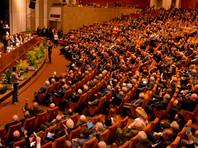 Общее собрание РАН, сентябрь 2017 года