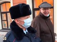 Валерий Соловей, пытавшийся оспорить арест на 10 суток, останется под стражей
