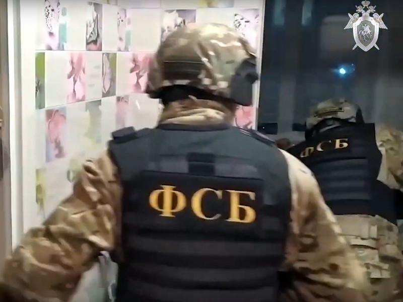 В Тамбове ФСБ задержала подростка по подозрению в подготовке теракта