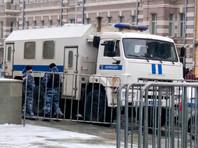 Два спецприемника Москвы полностью заполнены участниками акции 23 января