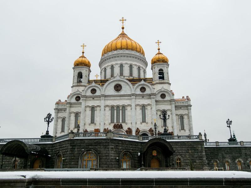 Рождественский сочельник отмечают в храмах Русской православной церкви
