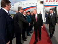 Обслуживание самолета Путина в 2021 году обойдется бюджету в 216 млн рублей