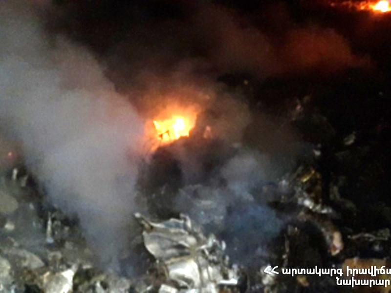 Ми-24 был сбит 9 ноября возле села Ерасх у армяно-азербайджанской границы вне зоны боевых действий