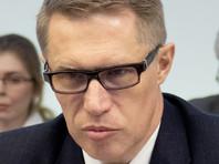 Минздрав: В России заняты 76% коек для больных COVID-19