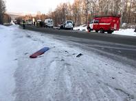 4 января в Челябинской области инспекторы ДПС, сопровождавшие автобус, в котором ехала детская хоккейная команда, предотвратили его лобовое столкновение с выехавшим на встречную полосу автомобилем